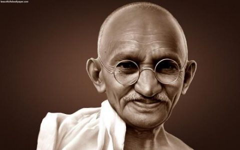 Gandhi, le Guerrier de la Paix